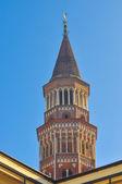 San Gottardo Milan Italy — Zdjęcie stockowe