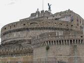 Castel Sant Angelo Rome — Stock Photo