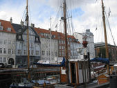 Copenhagen Denmark — Stock Photo
