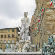 ������, ������: Fountain of Neptune in Florence