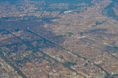 Aerial view of Turin — Stock Photo