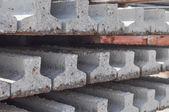 Prestressed beam — Stock Photo