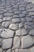 Irregular opus incertum stone pattern — Stock Photo