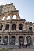 Koloseum řím — Stock fotografie