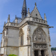 Постер, плакат: Saint Hubert chapel at Royal Chateau at Amboise