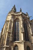 Saint Pierre Abbey Caen — Stockfoto