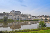 Chateau Amboise castle — Stock Photo