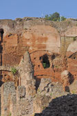 Temple of Venus in Rome — Stock Photo