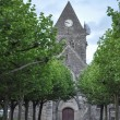 Saint Mere Eglise France — Stock Photo #49826547