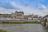 Castelo de chenonceau — Foto Stock