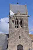D-Day celebrations Saint Mere Eglise France — Stock Photo