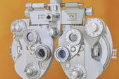 Optician diopter — Stock Photo