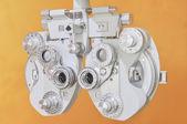 Optician diopter — Stock Photo