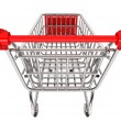 Shopping Concept. Shopping Cart — Stock Photo #16887415