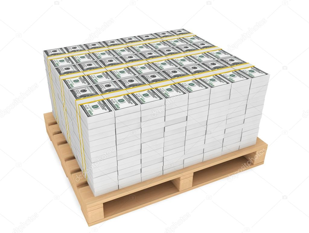 How much does a trillion dollars look like 11