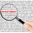 Investment sign — Stock Photo #21230223