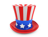 American Independence Day Hat — Stock Photo