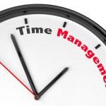concept de gestion de temps — Photo