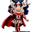 Sif Chibi — Stock Photo #20716819