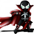 Stock Photo: Spawn Chibi
