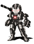 War Machine Chibi — Stock Photo