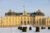 Drottningholms slott (royal palace) outside of Stockholm, Sweden — Stock Photo