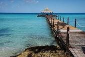 Karibische idylle — Stockfoto