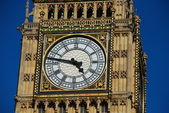 Big Ben Clock — Stockfoto