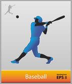 Baseball — Stockvektor