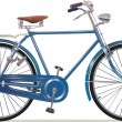 Old Style Retro Bicycle — Stock Photo #30554651