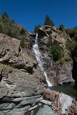 Lillaz Waterfalls — Stock Photo