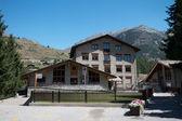 Cogne - Aosta valley — Stock Photo