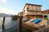 Orta San Giulio - Piedmont — Stock Photo