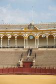 Seville - Plaza de toros — Zdjęcie stockowe