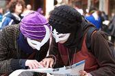 Carnaval de venecia 2013 — Foto de Stock