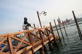 Venice Carnival 2013 — Stock Photo