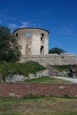 Borgholm замок - швеция — Стоковое фото