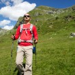 Trekking — Stock Photo