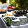 Finger food — Stockfoto