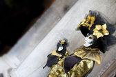 Venice Carnival - Italy — Stock Photo