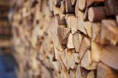 Industria de la madera — Foto de Stock
