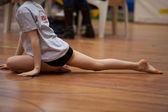艺术体操 — 图库照片