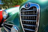 Old Alfa Romeo car — Stock Photo