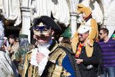 Venice Carnival — Stock Photo