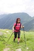Hiking — Stock Photo