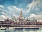 Germany, Dresden - State Academy of Fine Arts — Stock Photo