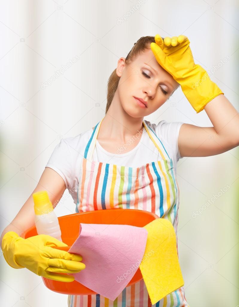 Уставшая домохозяйка картинки 6 фотография