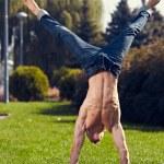 workout — Stockfoto