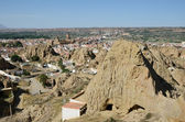 Cave houses of Guadix — Stock Photo