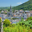 Summer view of Lourdes — Stock Photo #16910563
